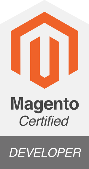 magento certified developer logo
