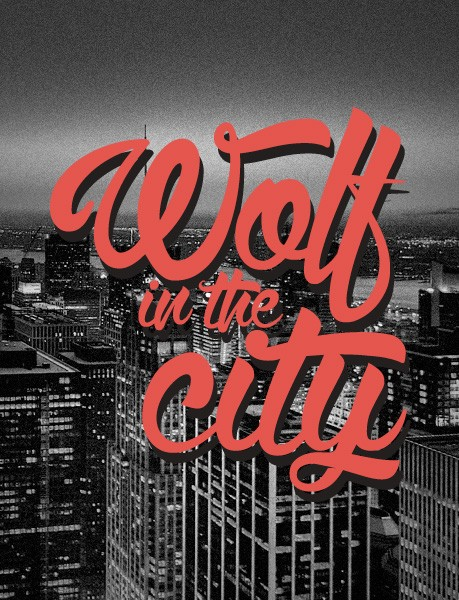 34. wolf in the city