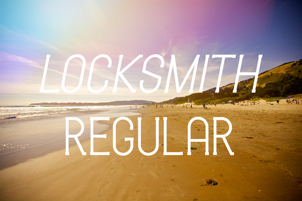 53. Locksmith regular