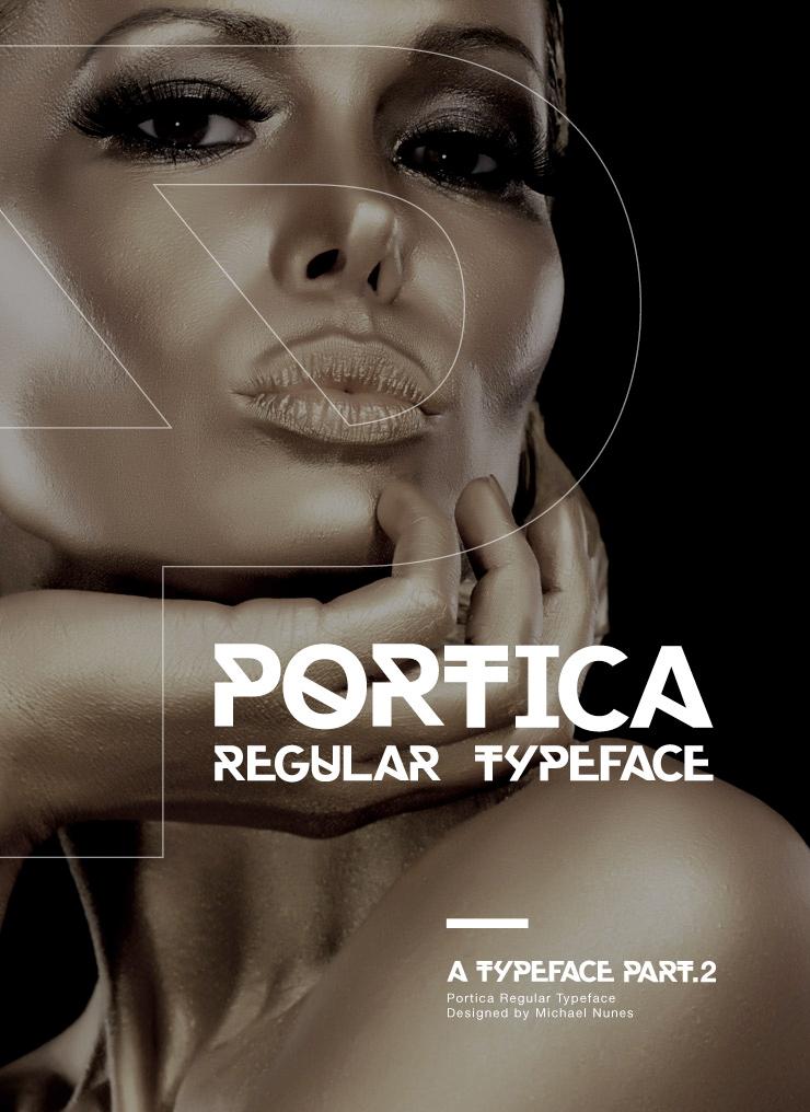 72. Portica