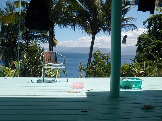 Savusavu Fiji Home Office