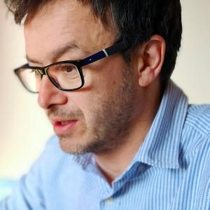 Julian Smout, Managing Director at Verve