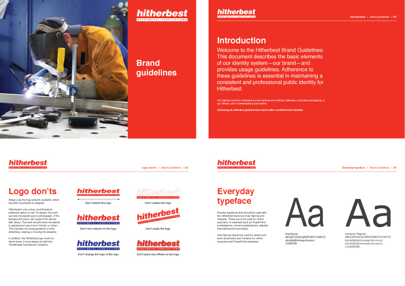 Hitherbest Brand Guidelines