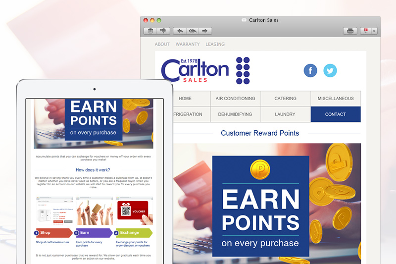 Carlton Sales Newsletter