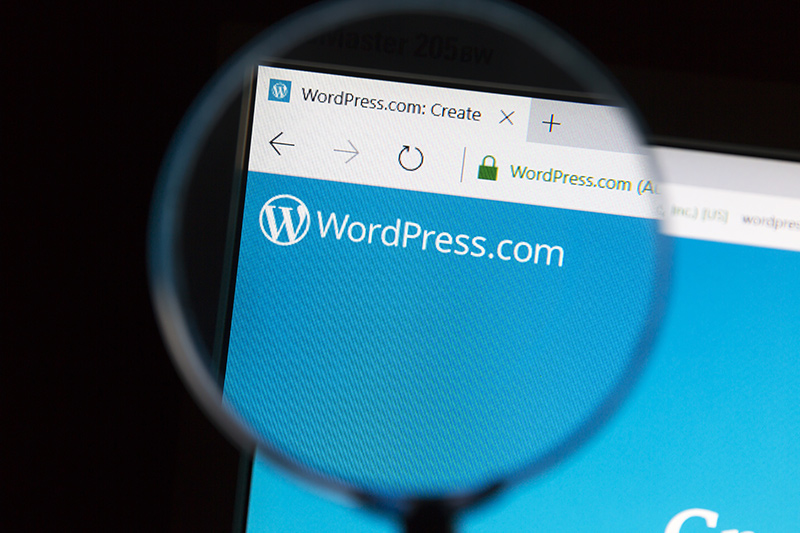 Keeping WordPress Up To Date
