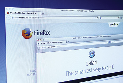 browsers safari