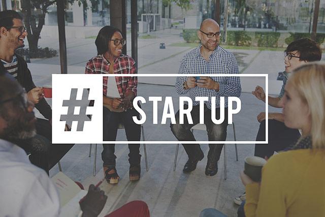 hashtag startup