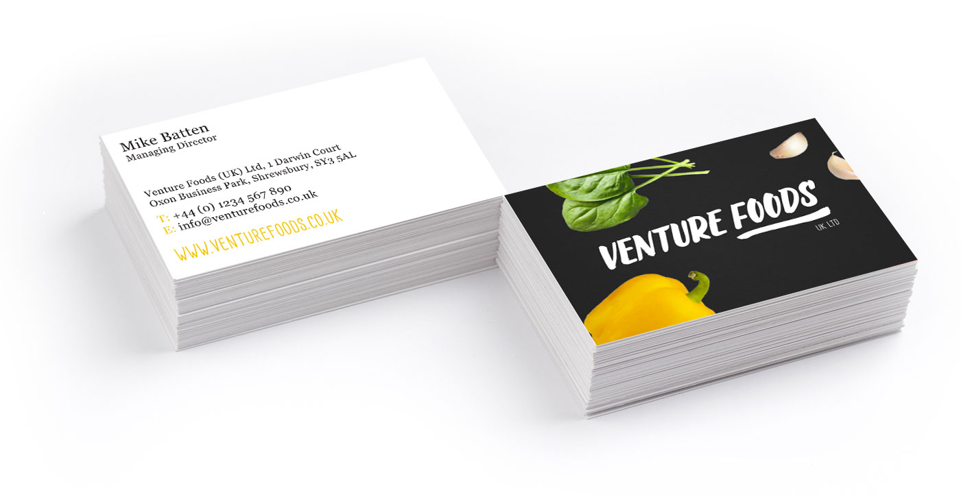 Business Cards 1 Verve